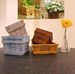 Chậu hoa được đóng bằng gỗ đẹp và sang trọng tại hà nội,sài gòn và đà nẵng
